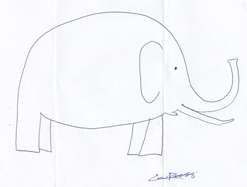 Elephant from Cloud Alchemist