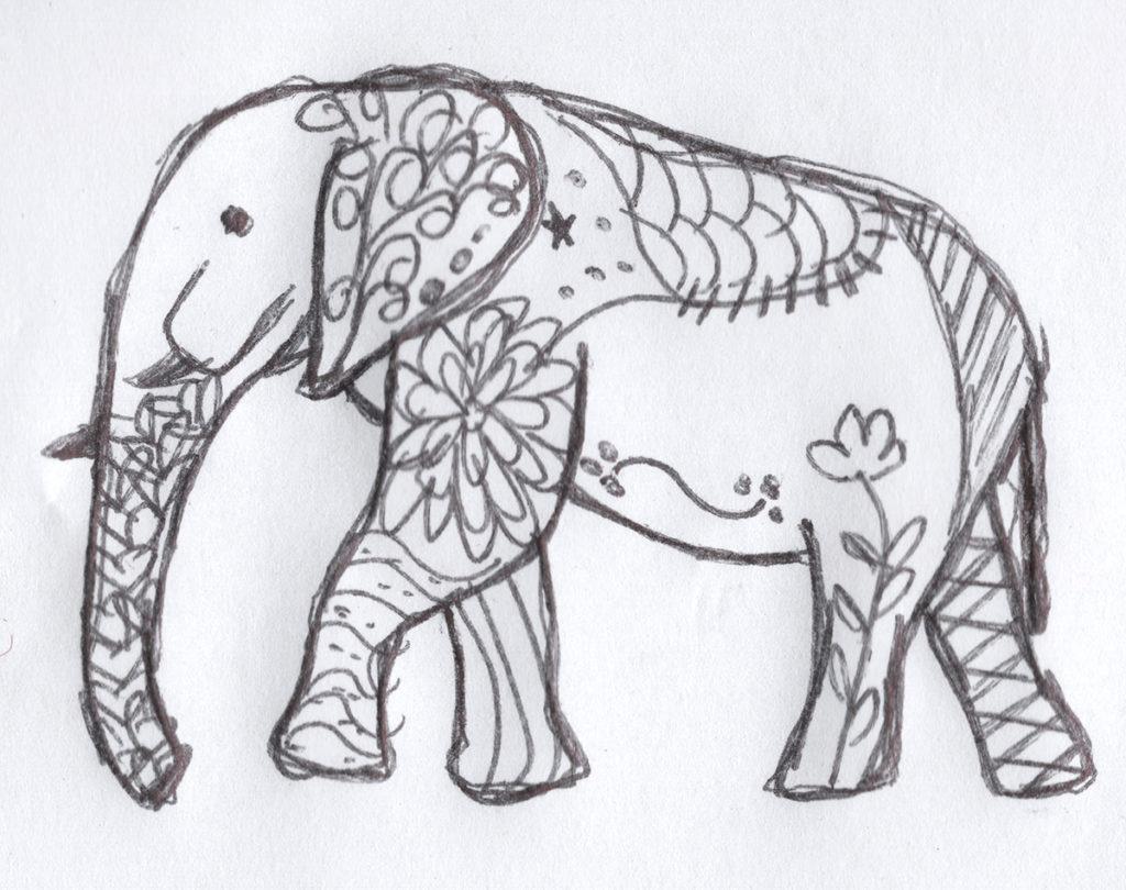 OM Vapors Elephant